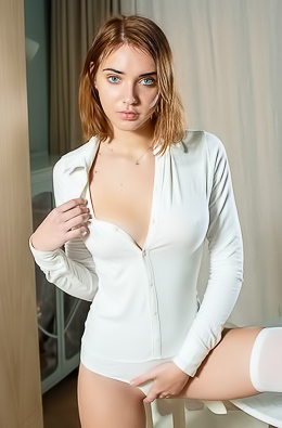 Oxana Chic - Games With Young Pussy